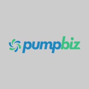 Gorman-Rupp 3S5XP Trash Pump 3 Pedestal Frame Mount