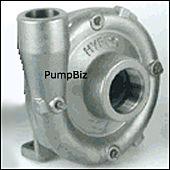 Pedestal Mount Hypro 9202S StainlessSteel Centrifugal Pump