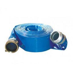 AMT 1145-6000-100 6 x 100' PVC Discharge Hose