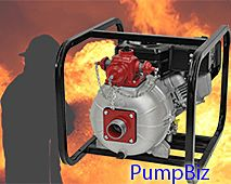 AMT_2mp fire pump with honda gas engine