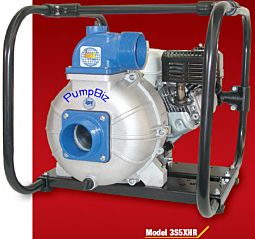 AMT IPT Gorman Rupp trash pump