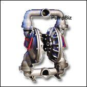 All-Flo AL-30T Double diaphragm pump Air Operated Double Diaphragm Pump