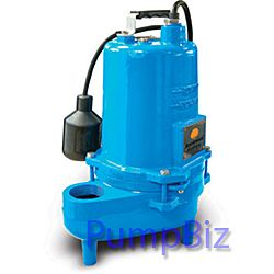 Barmesa 2BSE411A Submersible Sewage Automatic  Non-Clog Pump
