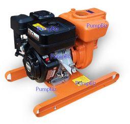 Berkeley - B4TQKLS-18 B71546: Self prime water pump Engine Driven