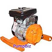 Berkeley B11/2ZQLS-18 B70287 High Pressure pump Engine Driven