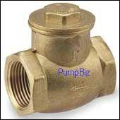 PumpBiz SCV521T10 3 Brass Check Valve