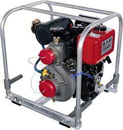 Darley - 2BE10YDN: Portable Fire Pumps 10 HP