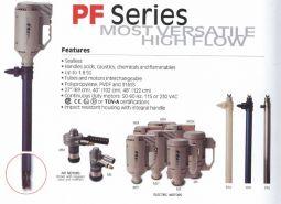 PVDF DRUM P959UMP & MTR. M3