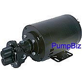 Hypro GCBN22VK Bronze Gear pump 1/3 hp