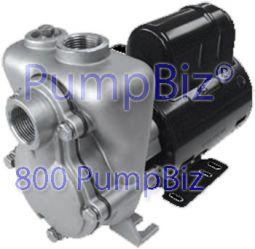 316SS Self prime pump FRX75-SP FMx75