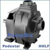 MP 39876 High Pressure Water Pump w/10HP