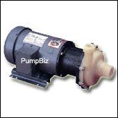 March - TE-7.5K-MD: Magnetic Kynar Pump