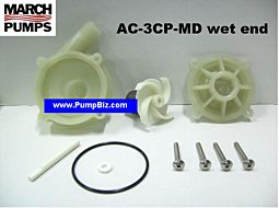 March 0130-0113-0100 Wet End Kit AC-3CP