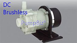 March BC-2CP-MD-12-Brushless 12v DC March Pump Brushless