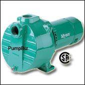 Myers QP7-3 Self prime CI pump .75hp