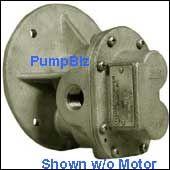 Oberdorfer N990J-T47 Bronze Rotary Gear Pump w/ motor