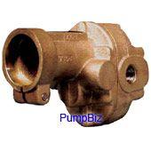 24vDC gear pump and motor oberdorfer bronze