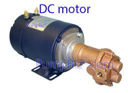 Oberdorfer N992r-c81 Gear Pump & 12VDC Motor