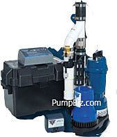 Combo Sump Pump System PS-C22