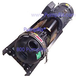 Pacer 58-72K8 P 58-0117A Trash Pump Electric 3HP