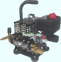 Pumptec 80408 Water Snake 1500 Gas Engine