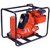 Riverside DP3B 3 in. 3.5 hp briggs diaphragm pump