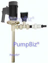 Standard BC-ENC-PP-39 Batch Control Barrel pump