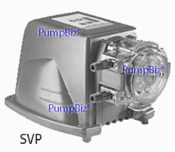 Stenner - SVP1H7A3S: High Pressure Variable Speed Peristaltic Pump