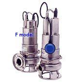 Webtrol 50DWXU6.752 SS sewage 1hp