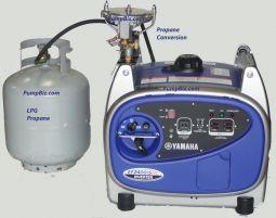 Propane EF2400iS generator 2.4KW