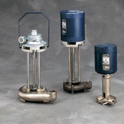 Graymills TNRSS37HF 1 Vertical CI Centrifugal Pump  Mtr
