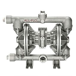 All-Flo - A150-NAA-GGPN-B30: Stainless Steel Air Operated Diaphragm Pump