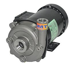 amt straight centrifugal pump electric cast iron stainless