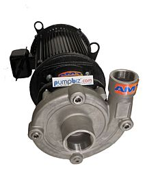 amt_4261-98 stainless centrifugal pump 10HP