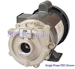 AMT_370 stainless steel pump Explosion proof motor