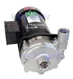 amt 490b-98 high head SS pump