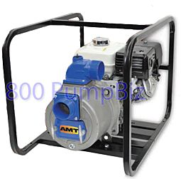 "Electric start 3"" trash pump gas engine amt 3944-96"