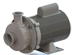 ASP_FSP pump with sanitary tri-clamp stainless