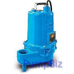 Barmesa 2BSE411 Submersible Sewage  Non-Clog Pump