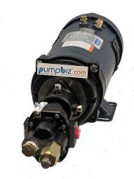12vdc Cast Iron Gear pump battery dc hypro shertech GMCV