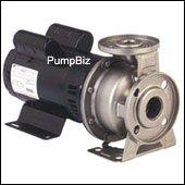 ebara stainless steel A3U centrifugal pump 10hp