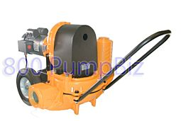 electric mud diaphragm pump 3""