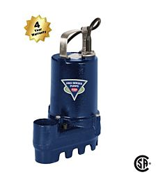 s2050 cast iron commercial phcc professional sump effluent pump