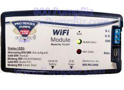 pro series  PS-WiFi sump pump alarm phone messaging module
