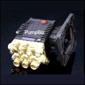 General Pump EZ2536EUI EZ 44 3plex 6.3hp Hollow Shaft