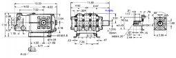 T 69 Triplex Plunger 8.8hp