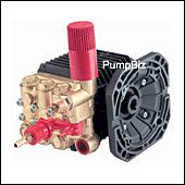 General Pump TT9061EBFU TT 51 Triplex Plunger 3.8hp