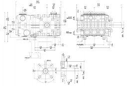 T 63 Triplex Plunger 4.3HP Solid Shaft