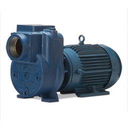 75HHT TEFC CI SP pump 7.5HP