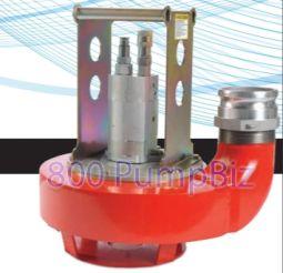 """HDI submersible hydraulic trash pump 4"""""""